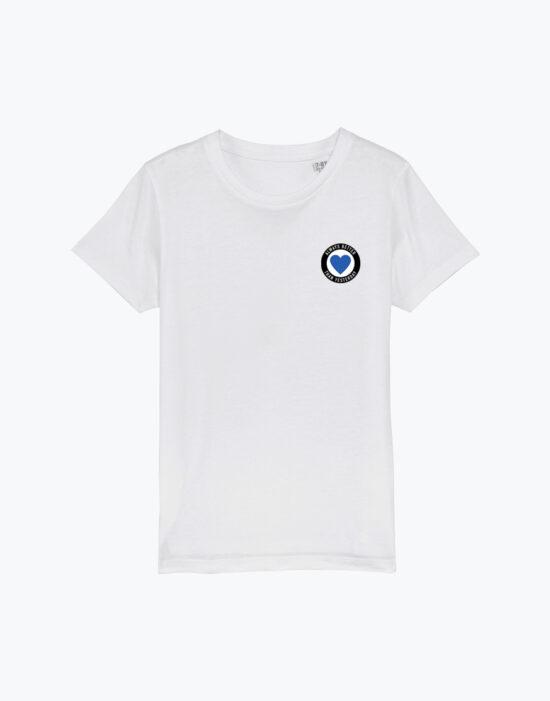 Kids Organic ABTY T-Shirt - White