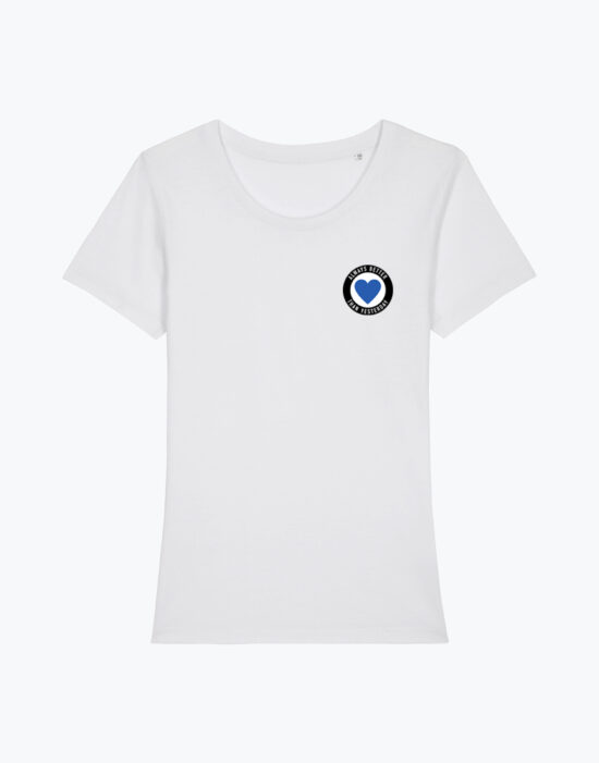 Ladies Organic ABTY T-Shirt - White